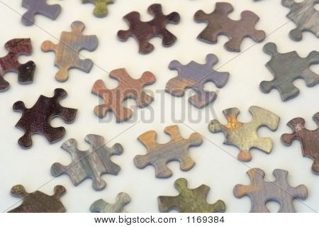 Pieces To A Puzzle