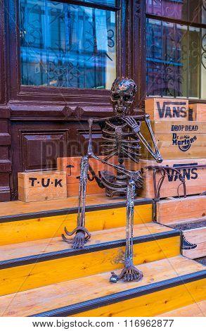 The Sceleton