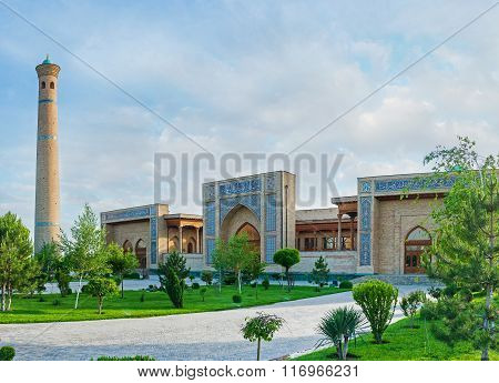The Great Mosque Of Tashkent
