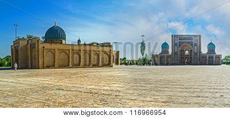 The Old Tashkent