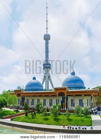 The Museum Complex In Tashkent