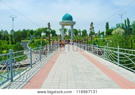 The Bridge To The Memorial Complex