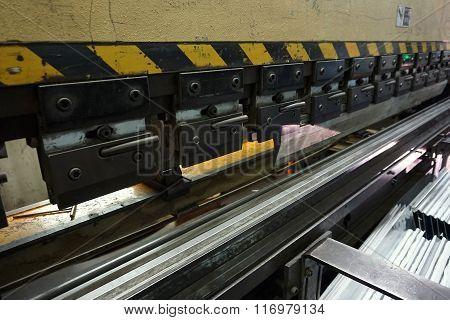 Press Machine In Factory