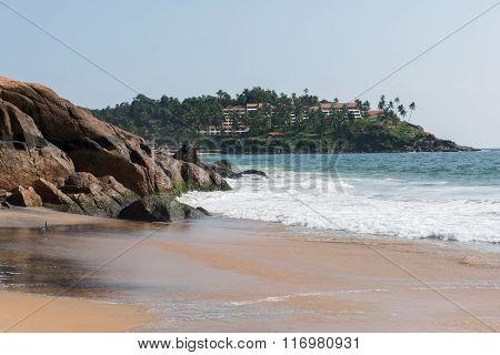 Kovalam Beach Serenity