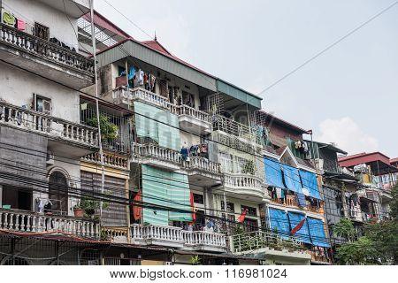 Residential Apartments in Hanoi