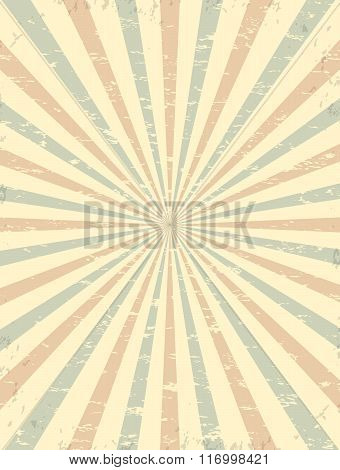 Vintage, grunge circus background.