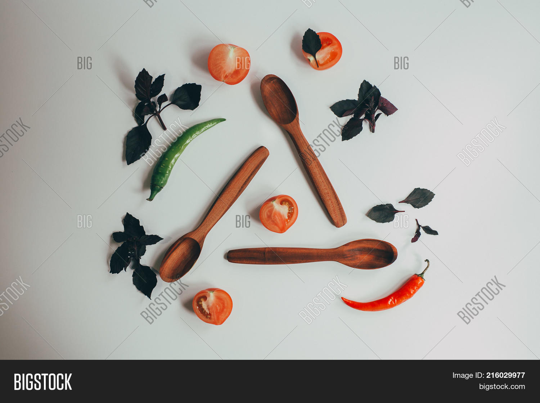 Kitchen Utencils Set Image & Photo (Free Trial) | Bigstock