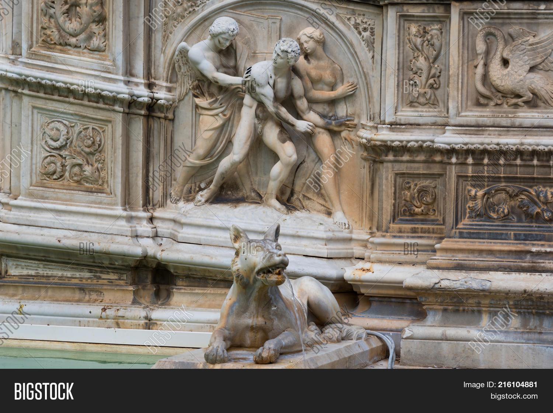 Ancient Gaia Statue siena, italy - may 25 image & photo (free trial) | bigstock