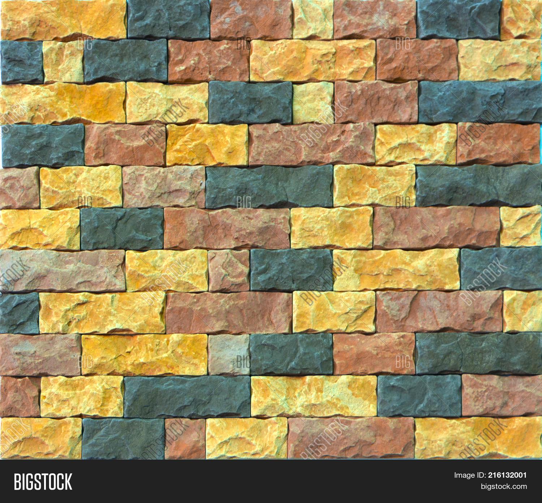 Decorative Brick Wall Image & Photo (Free Trial) | Bigstock