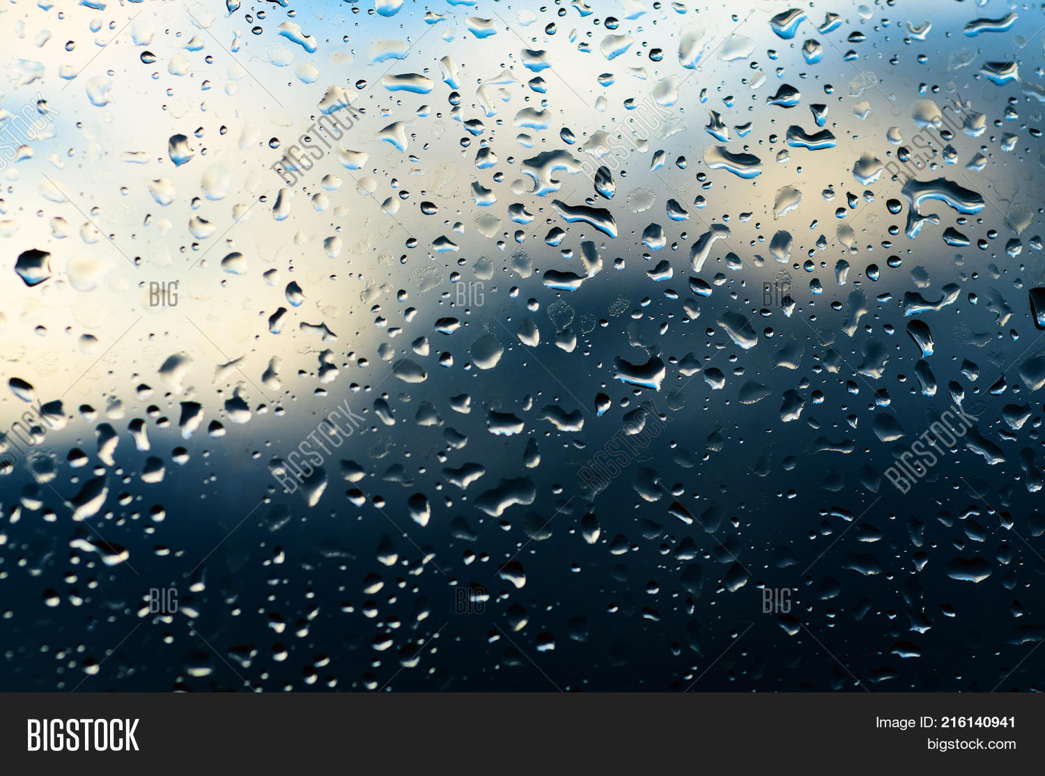 Rainy Wet Cold Sky Eco Image & Photo (Free Trial) | Bigstock