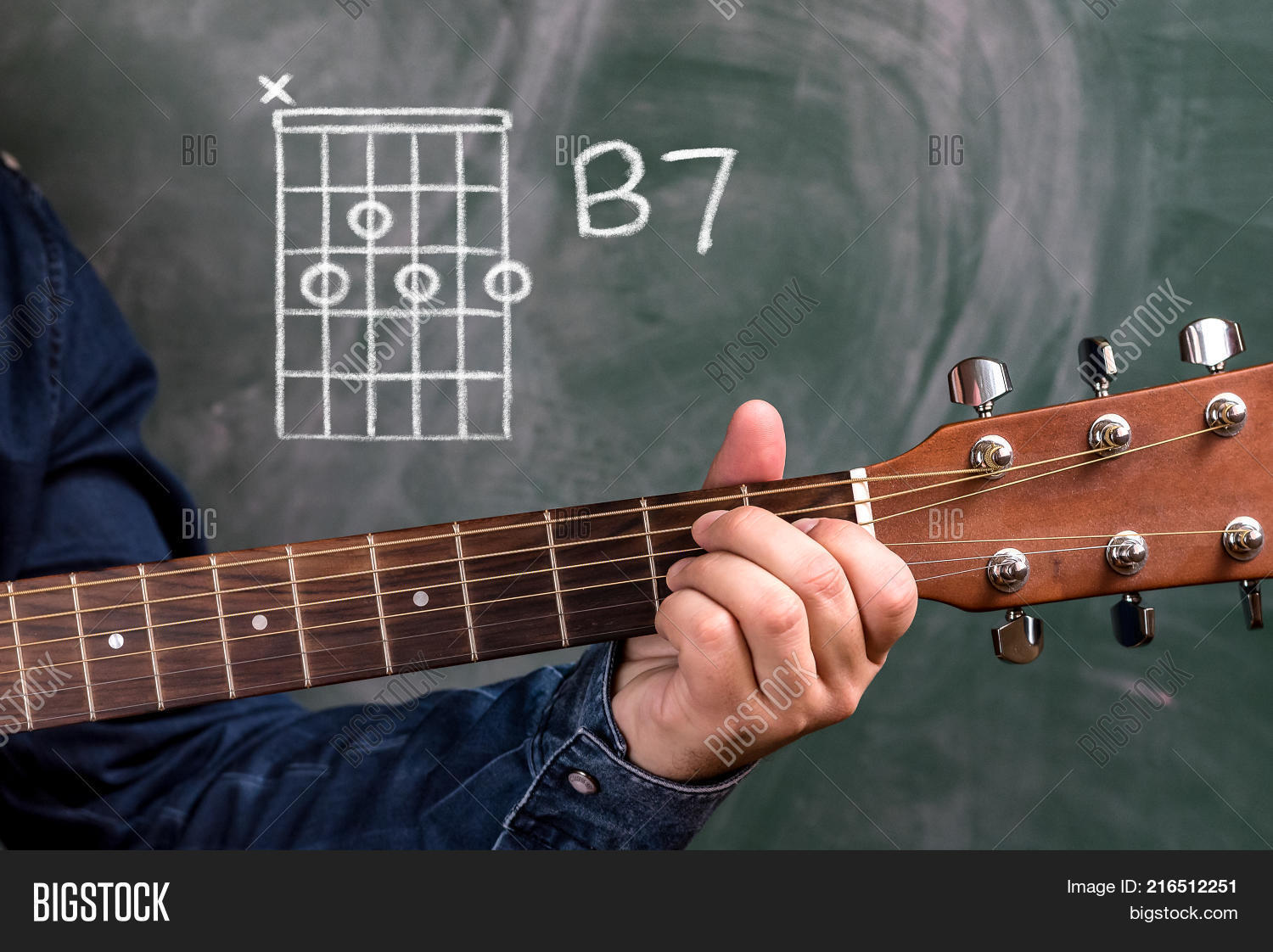 Man Playing Guitar Image Photo Free Trial Bigstock