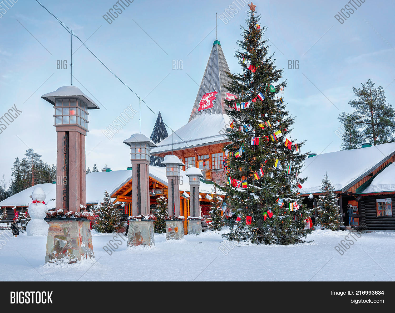 rovaniemi finland image photo free trial bigstock