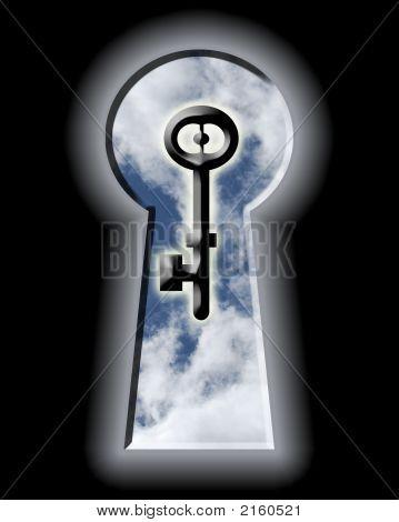 Key Hole Cloud