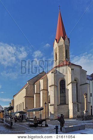 church in Kosice