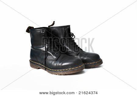 Boots Worn, Shiny