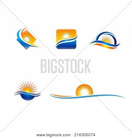 Sun icon set. Sun burst star logo icon. Sun star, summer, nature, sky, summer. Sunshine sun logo. Sun icon. Sun logo. Star vector icon logo. Sun silhouette. Sun isolated vector logo, sun logo