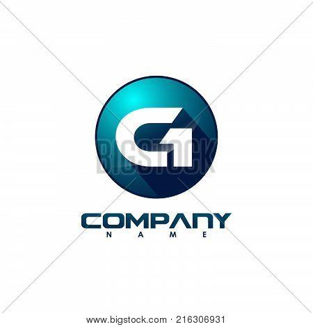 G letter logo design vector illustration template, G letter logo vector, creative Letter G letter logo, letter g logo concept. Vector illustration EPS.8