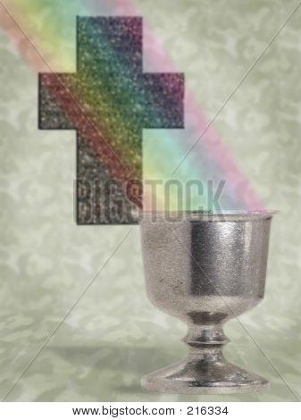 Rainbow Chalice