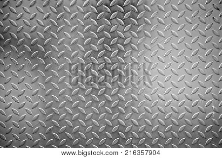 Seamless Metal Pattern And Texture.