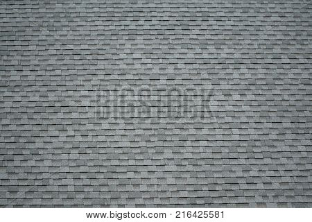gray roof shingle background for the design