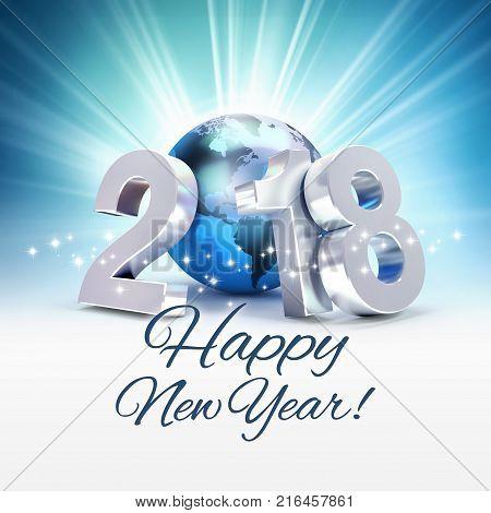 2018 Greeting Symbol For Environment