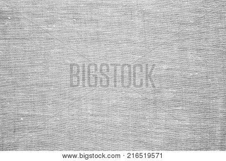 Black and white canvas for texture or background
