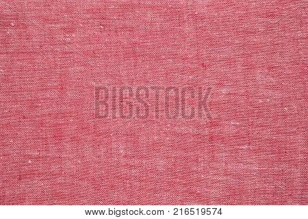 Pink linen canvas for texture or background