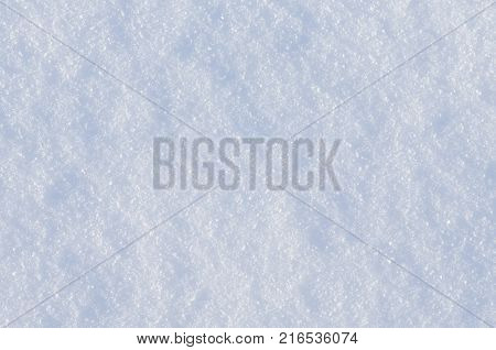 Snow On Roofing In Winter