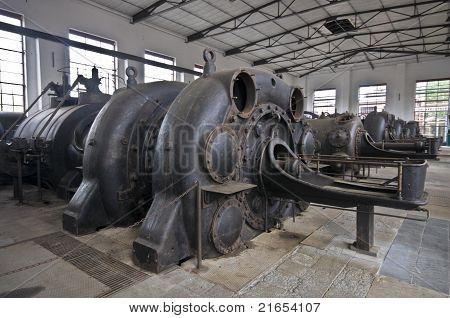 Compressor Hall