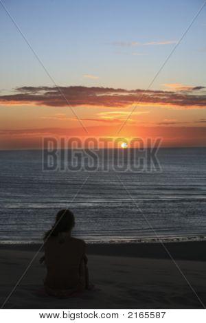 Sunset Of Jericoacoara