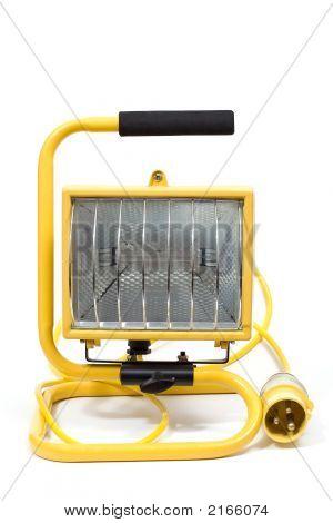 Lamp With Plug