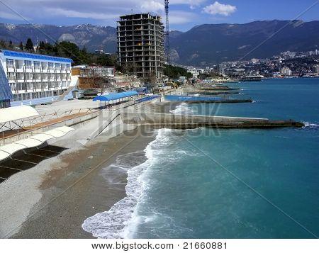 city Yalta ,Ukraine