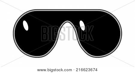glasses meme art style gangster, thug lifestyle, vector sunglasses thug meme for design photos and pictures, easy to edit