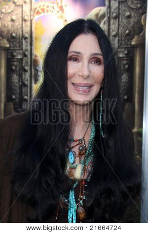LOS ANGELES - JUL 6:  Cher arriving at the