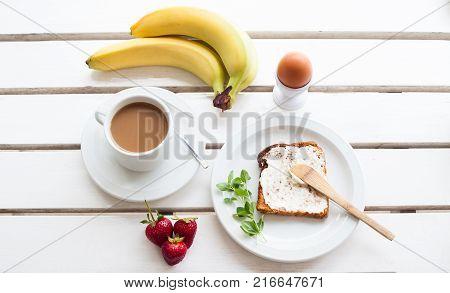 Homemade Healthy Breakfast