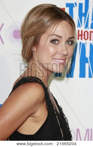 LOS ANGELES - JUL 11: Lauren Conrad at Intermix's 3rd Annual 'VH1 Rock Honors' VIP Party at Intermix on July 11, 2008 in Los Angeles, California