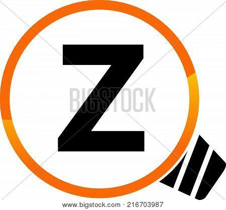 Smart Solution Letter Z Logo Design Template Vector
