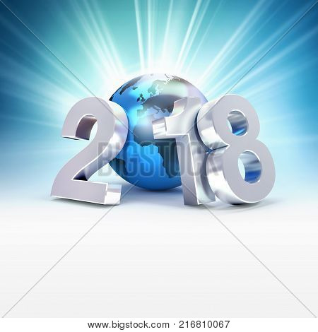 2018 Greeting Symbol For Environment