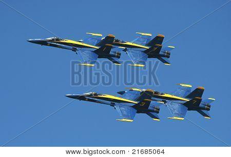 Us Marine Corps Blue Angels Demonstration Squadron