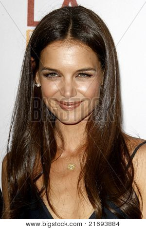 LOS ANGELES - JUN 26:  Katie Holmes arriving at the