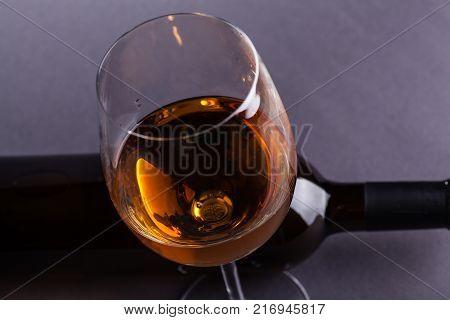 Rose Wine And Balkan Cuisine