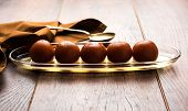 Gulab jamun /gulaab jamun is a milk-solid-based Indian sweet made in festival or wedding party poster