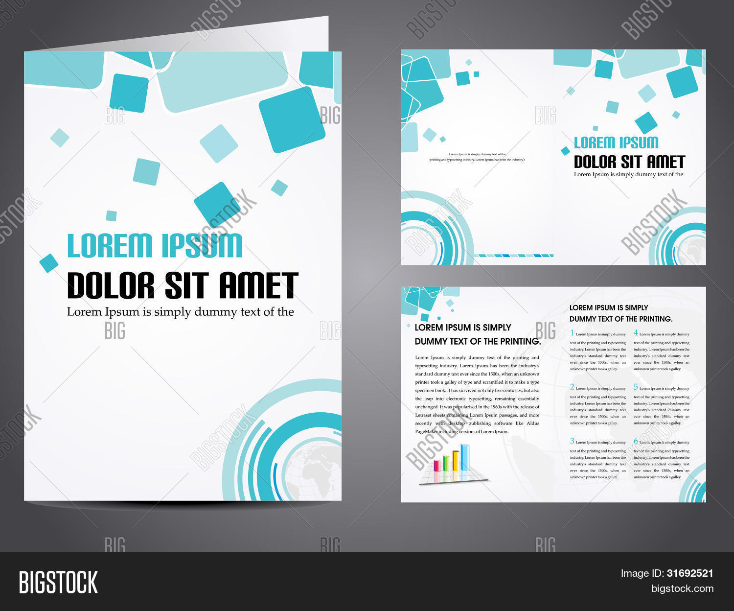 Professional business vector photo free trial bigstock professional business catalog template or corporate brochure design with inner pages for document publishing accmission Gallery