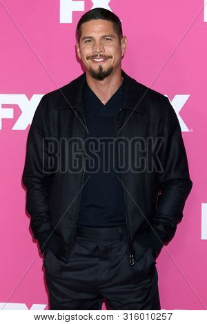 LOS ANGELES - AUG 6:  JD Pardo at the FX Networks Starwalk at Summer 2019 TCA at the Beverly Hilton Hotel on August 6, 2019 in Beverly Hills, CA