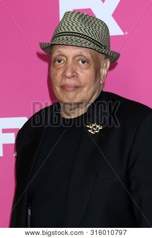 LOS ANGELES - AUG 6:  Walter Mosley at the FX Networks Starwalk at Summer 2019 TCA at the Beverly Hilton Hotel on August 6, 2019 in Beverly Hills, CA