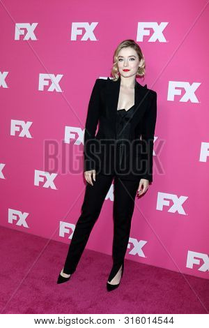 LOS ANGELES - AUG 6:  Sarah Bolger at the FX Networks Starwalk at Summer 2019 TCA at the Beverly Hilton Hotel on August 6, 2019 in Beverly Hills, CA