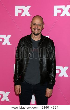 LOS ANGELES - AUG 6:  Scott Ryan at the FX Networks Starwalk at Summer 2019 TCA at the Beverly Hilton Hotel on August 6, 2019 in Beverly Hills, CA