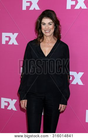 LOS ANGELES - AUG 6:  Michele Bennett at the FX Networks Starwalk at Summer 2019 TCA at the Beverly Hilton Hotel on August 6, 2019 in Beverly Hills, CA