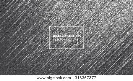 Vector Dynamic Flow Lines Stippled Dotwork Glitch Art Abstract Background In Ultra High Definition Q