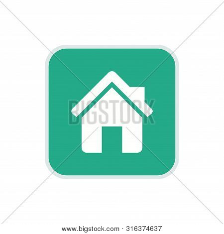 House Icon, House Icon Square, House Icon Square Round, House Icon Eps, House Icon Flat . House Icon